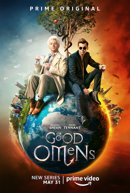 Poster of the TV Series Good Omens
